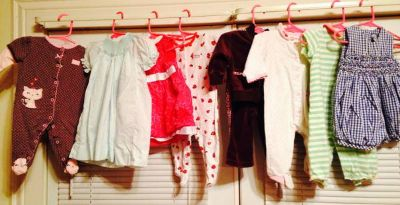 3-6 baby girl clothes