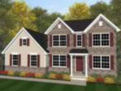 The Mansfield Heritage by Keystone Custom Homes: Plan to be Built