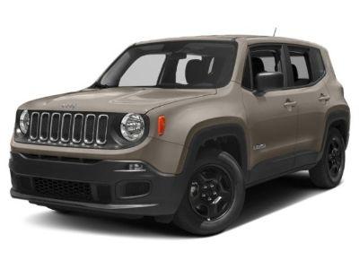 2018 Jeep Renegade Altitude (Alpine White)