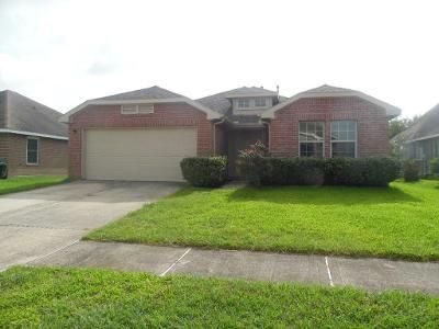3 Bed 2 Bath Foreclosure Property in Baytown, TX 77521 - Oleander St