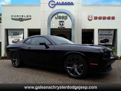 Used 2018 Dodge Challenger RWD