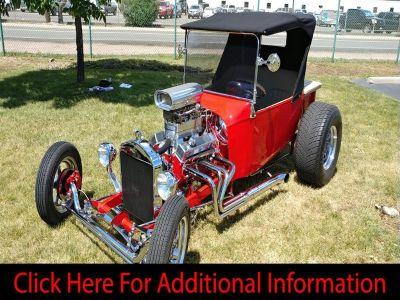 1919 Ford Model T RWD