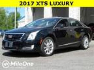 used 2017 Cadillac XTS for sale.