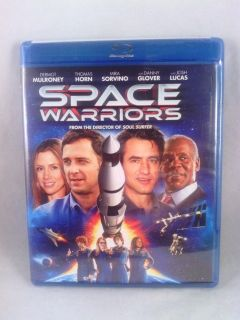 NEW Space Warriors Blu-Ray Danny Glover