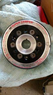 Small Block Chevy ATI Dampner