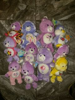 Care bear set