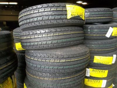 Sell ONE ST175/80R13 6 ply Sotera 91/87L Boat, Utility Trailer Tire Load Range C motorcycle in Dyersburg, Tennessee, United States, for US $45.00