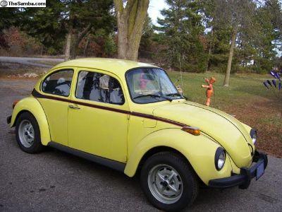 1973 Sports Bug