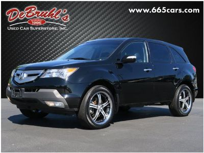 2009 Acura MDX Base (Black)