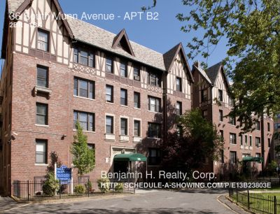 BEAUTFUL RVND APT 1 BLK FROM TRAIN STATION 20 MINS TO NYC!