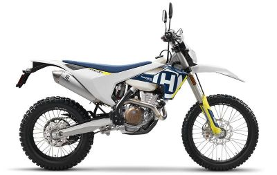 2018 Husqvarna FE 350 Dual Purpose Motorcycles Evansville, IN