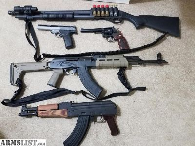 For Sale: Multiple guns for sale