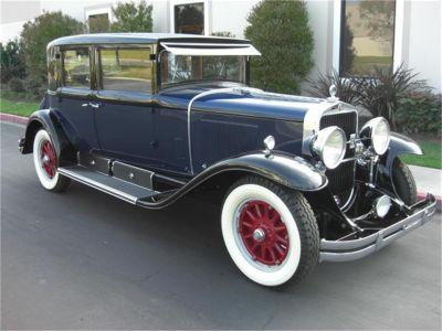 1929 Cadillac Sedan