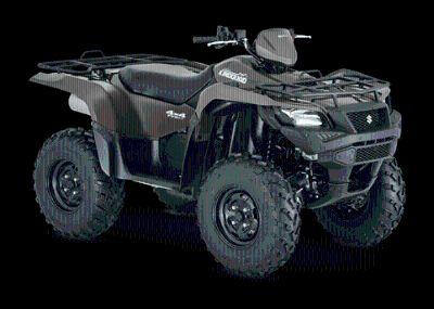 2016 Suzuki KingQuad 750AXi Utility ATVs Savannah, GA