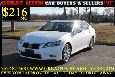 2014 Lexus GS 350 Base (White)