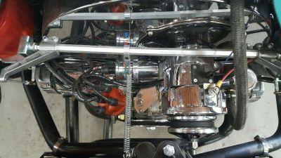 NEW Turn Key Volkswagen 2276 cc DUAL Port VW Engine