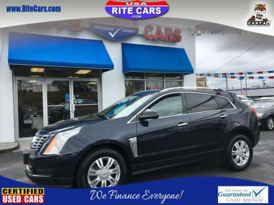2014 Cadillac SRX Luxury Collection (BLUE)