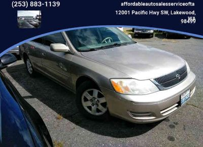 Used 2001 Toyota Avalon for sale