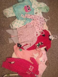 Baby girl clothes 6 months