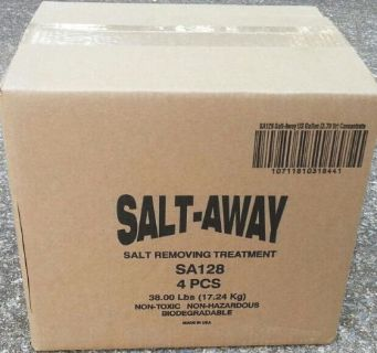 Sell Salt Away GALLON CONCENTRATE marine corrosion remover boat care ( 4 Gallons ) motorcycle in Birmingham, Alabama, United States, for US $148.00