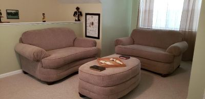 Couch set SOLD Dining room still available