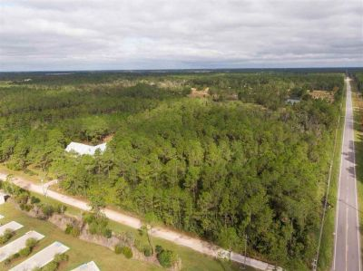 Gorgeous 5 Acre Wooded Lot in Gulf Shores!