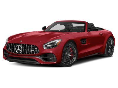 2018 Mercedes-Benz AMG GT C (Black)