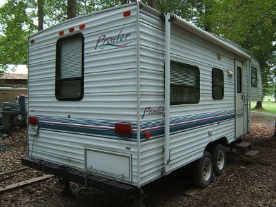 24 ft. Fifth Wheel