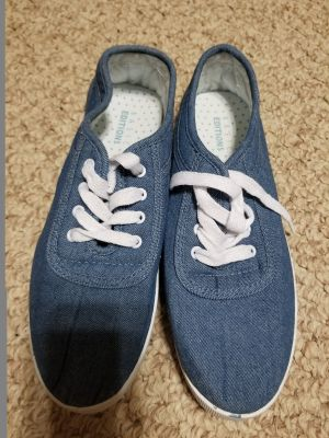 New Denim tennis shoes (10)
