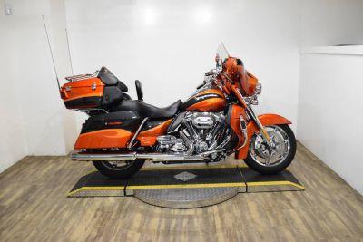 2013 Harley-Davidson CVO Ultra Classic Electra Glide Cruiser Motorcycles Wauconda, IL
