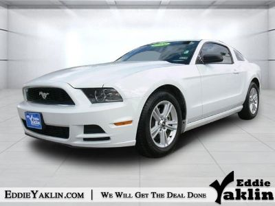 $21,340, 2014 Ford Mustang