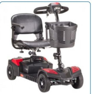 ISO Mobility Scooter