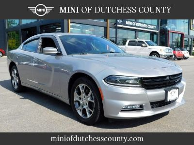 2015 Dodge Charger SXT (Billet Silver Metallic Clearcoat)