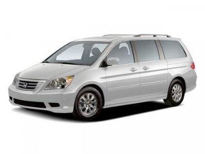 2009 Honda Odyssey EX-L (Silver)