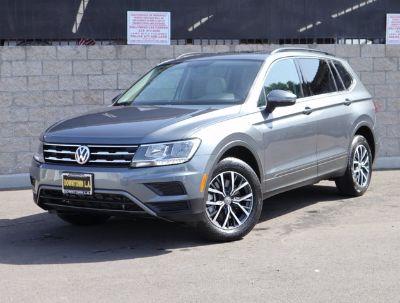 2019 Volkswagen Tiguan (PLATINUM GRAY)