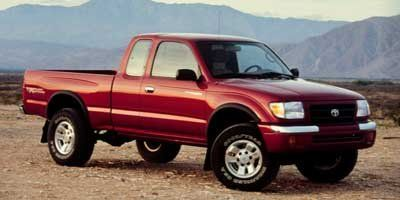1999 Toyota Tacoma Prerunner (Cardinal Red)