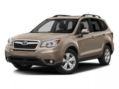 2016 Subaru Forester 2.5i Touring (Venetian Red Pearl)