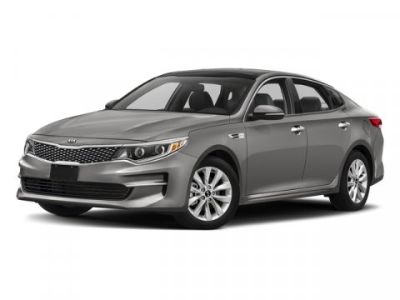 2017 Kia Optima LX (Aurora Black)