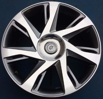"Purchase 2014 2015 2016 CADILLAC ELR 20"" x 8.5"" FACTORY OEM WHEEL RIM MACHINED GREY 4728 motorcycle in Walled Lake, Michigan, United States, for US $225.00"