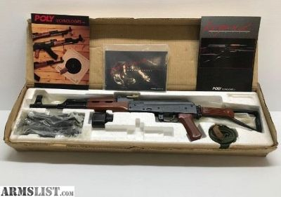 For Sale: Polytech AK47 Red Bakelite