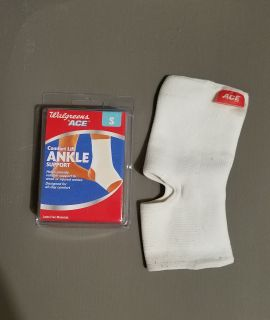 Great Used Condition, Elastic Ankle Support