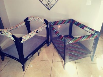 Graco play and fold