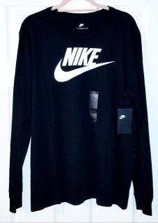 Nike Shirt - Brand New The Nike Tee Long Sleeve - Never Worn