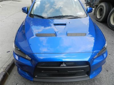 2015 Subaru Lancer Evolution 4dr Sdn Man GSR (Blue)