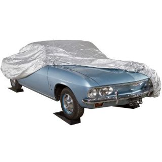 "Purchase X-Large Deluxe 16' 9"" - 19' Outdoor Full-Sized Auto Car Storage Cover 65054 motorcycle in West Bend, Wisconsin, United States"