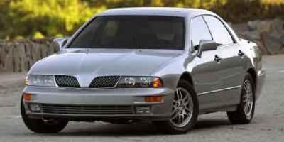 2003 Mitsubishi Diamante LS (Silver)