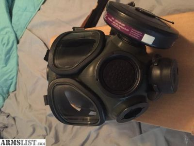 For Sale: Gas Mask