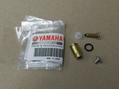 Buy NEW OEM YAMAHA CARBURETOR FLOAT NEEDLE VALVE ASSEMBLY BW 350 BIG WHEEL SRX 250 motorcycle in Ellington, Connecticut, United States, for US $21.00