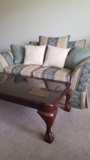 Love seat, two seater Lg. chair, sofa