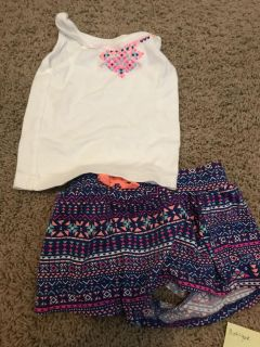 6 month carters outfit